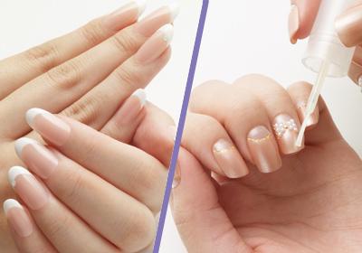 step2 ネイルケア Nail Care