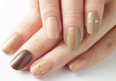 step3 ネイルカラー Nail Color