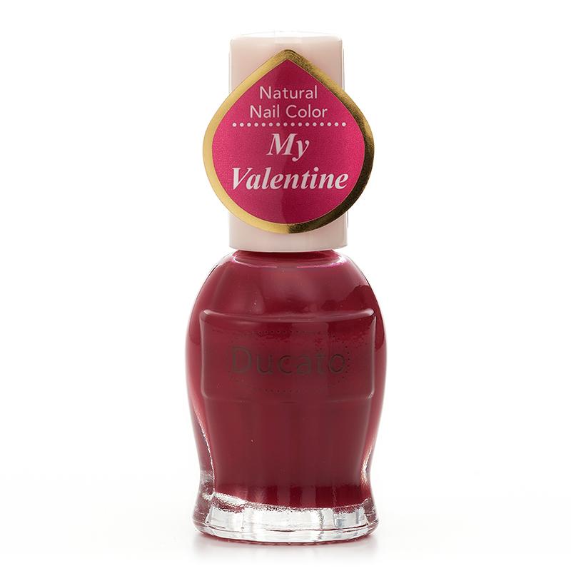 デュカート  ナチュラルネイルカラーN 46 My Valentine